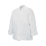 Chef Revival® Chef's Jacket Double Breasted - White - Medium