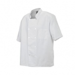 Chef Revival® Basic Chef's Jacket Double Breasted - White - Extra-Large