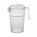 Cambro Camwear® 34oz Pitcher w/Lid Stackable