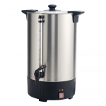 Winco 100cup Electric Stainless Steel Coffee Urn