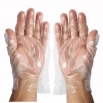 Winco Polydisposable Glove Med