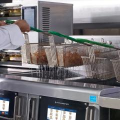 Fryer Cleaning